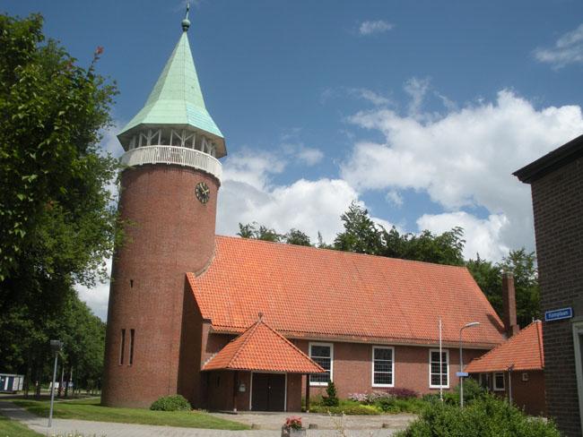 Kerk Luttelgeest